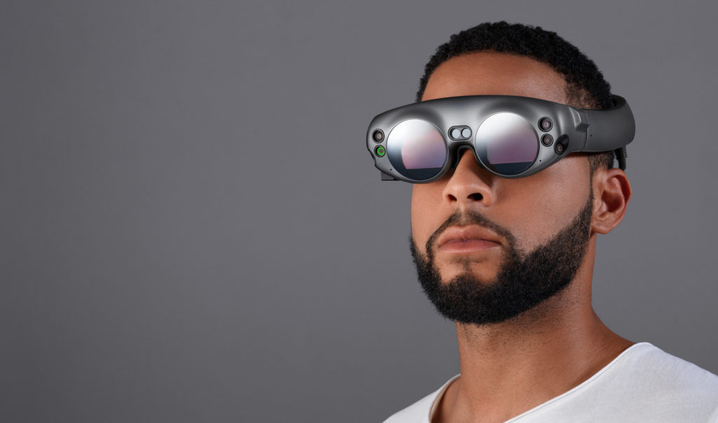 Foto: Magic Leap One.