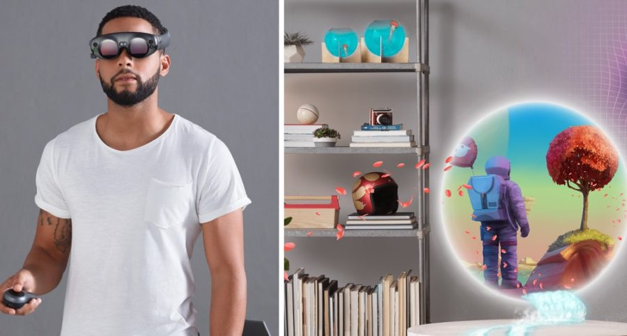 Magic Leap henter en investering
