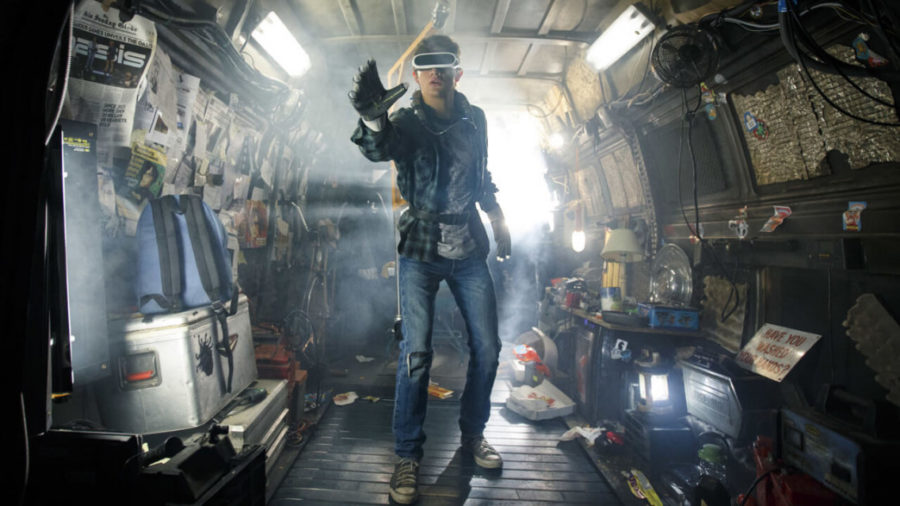 sidste trailer for ready player one