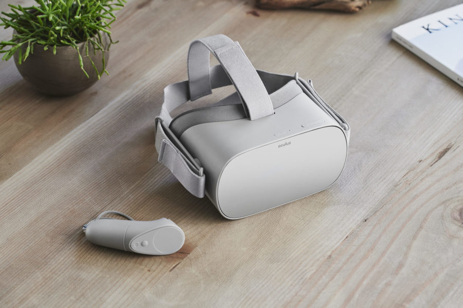 oculus go for business