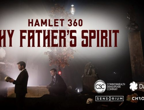'Hamlet 360: Thy Father's Spirit' er Shakespeare i VR