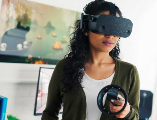HP's 'Reverb' sætter nye standarder for Windows Mixed Reality-headsets