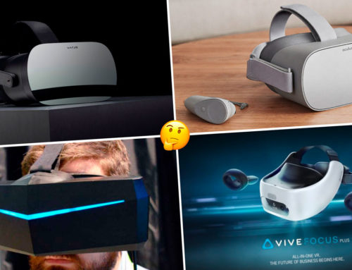 GUIDE: VR-headsets til enterprise-brug