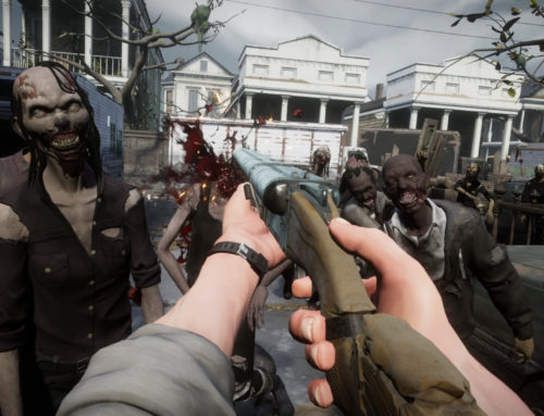 Dræb zombier i virtual reality: 'The Walking Dead' VR-spil udkommer til januar